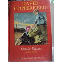 David Copperfield. Charles Dickens. Edic.gaviota 1989