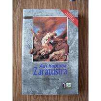 Asi Hablaba Zaratustra-aut-friedrich Nietzsche-edi-éxodo-hm4