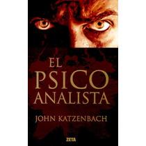Ebook - El Psicoanalista - John Katzenbach Pdf Epub