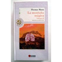 La Montaña Mágica Vol. 2 Thomas Mann