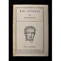 Los Errores - José Revueltas