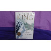 Stephen King, Un Saco De Huesos, Debolsillo, México, 2006