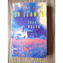 El Llano En Llamas-aut-juan Rulfo-edit-plaza Janés-vbf