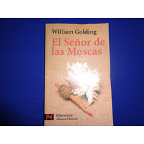 William Golding, El Señor De Las Moscas.