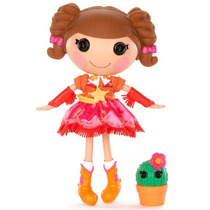 Lalaloopsy Dusty Praire Acepto Cambio X Barbie Monster Ever