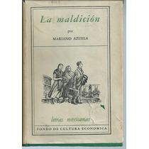 Libro La Maldición Mariano Azuela 1955