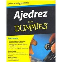 Libro Ajedrez Para Dummies De James Eade Pdf