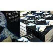 Libro Cincuenta 50 Sombras De Grey