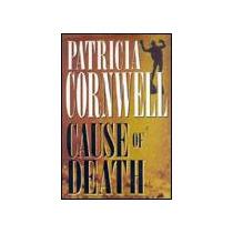 Libro Cornwell - Cause Of Death Novela Forense Ingles Mp0