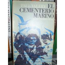 El Cementerio Marino - Paul Valery - Envío Gratis - Sp0