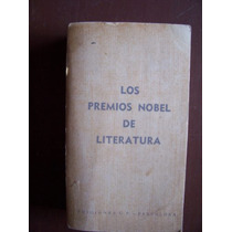 Los Premios Nobel De Literatura-aut-edit-plaza Janes-dmh