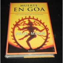 Libro Paul Mann Muerte En Goa Edicion Lujo Novela Mp0