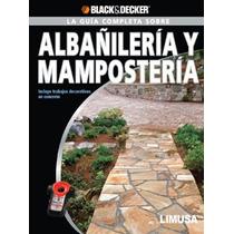 Albañilería Y Mampostería Black & Decker Au1 (envío Gratis)
