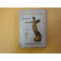 Alfonso Teja Zabre, Alas Abiertas, Ediciones Botas, México,