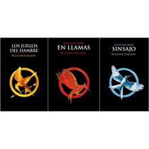 3 Audiolibros Colección Los Juegos Del Hambre - Audio Libros