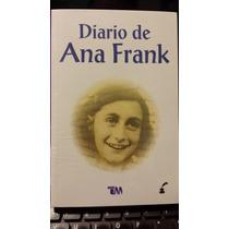 Diario De Ana Frank, Anonimo, Nuevo Original Cerrado