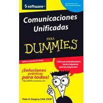 Comunicaciones Unificadas Para Dummies-ebook-libro-digital