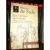 120 Días De Sodoma Marqués De Sade Editores Mexicanos Unidos
