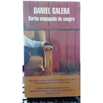 Barba Empapada De Sangre, Daniel Galera, Nuevo Original Vbf