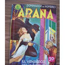 El Araña-el Vendedor Delinfierno-l.antiguo-stokbridge-ed-tor
