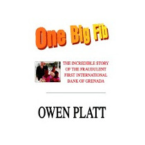One Big Fib: The Incredible Story Of The, Owen Platt