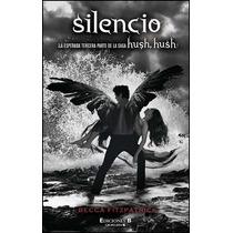 Libro Silencio Becca Fitzpatrick Rm4