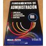 Fundamentos De Administración. 2008. Libro Seminuevo