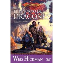 Crónicas De La Dragonlance, Margaret Weis, Trilogía En Ebook