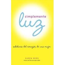 Libro Simplemente Luz Kabbalah