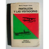 Mario Vargas Llosa Pantaleón Y Libro Primera Edicion 1973