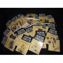 12 Libros De Agatha Chistie
