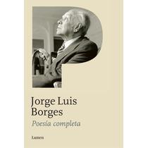 Libro Poesía Completa / Jorge Luis Borges - Lumen