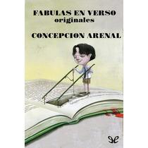 Fábulas En Verso Concepción Arenal Libro Digital