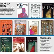 Carlos Fuentes - Colección Libros Digitales Envio Gratis