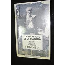 Don Quijote De La Mancha Editores Mexicanos Unidos Cervantes