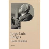 Libro Poesía Completa - Jorge Luis Borges - Lumen