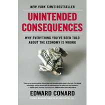 Libro Edward Conard Unintended Consequences Ingles Usado