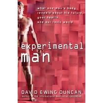 Libro David Duncan Experimental Man Ingles Au1 Envio Gratis