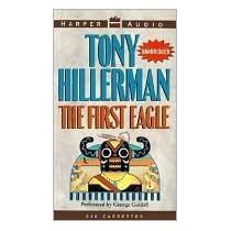Libro Tony Hillerman - The First Eagle Novela Crimen Mp0