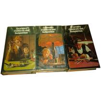 Colección Grandes Clásicos Del Suspense - Reader