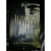 Juicio Final De John Katzenbach