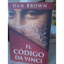 Libro El Codigo Da Vinci De Dan Brown Original Nuevo