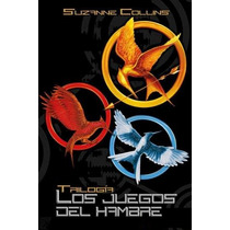 Trilogía Los Juegos Del Hambre (e-book-e-pub) Suzanne Collin
