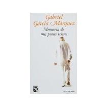 Libro Memoria De Mis Putas Tristes -0322 *cj