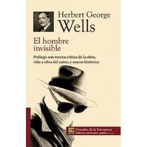 El Hombre Invisible- H. G. Wells