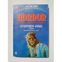 Stephen King Y Otros Horror Libro Mexicano 1989