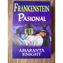 Frankenstein Pasional-aut-amaranta Knight-edi-tomo-maa