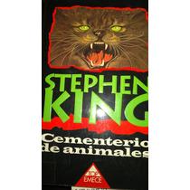 Cementerio De Animales, Stephen King