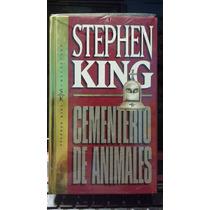 Cementerio De Animales, Stephen King, Nuevo, Original Import