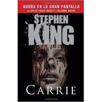 Libro Carrie Stephen King Español